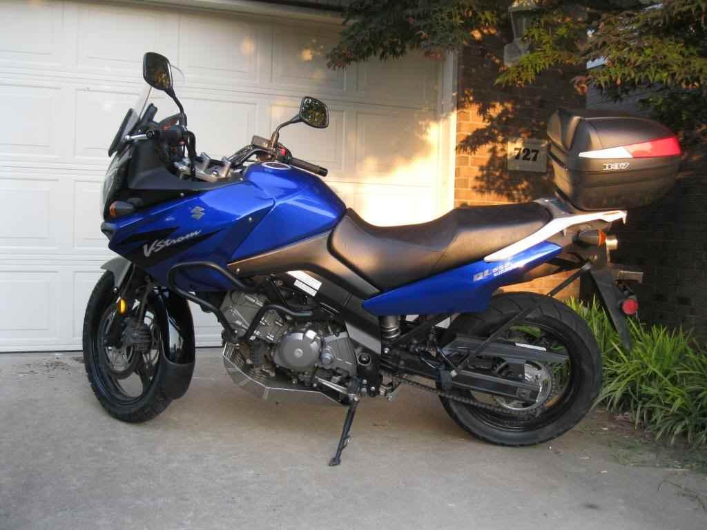 2005 Suzuki V-Strom 650