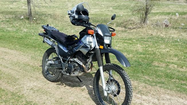 2005 Yamaha XT225
